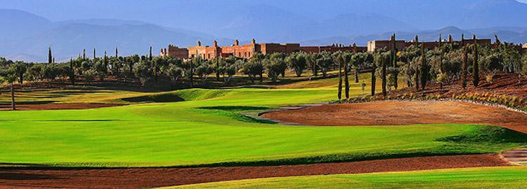 Mytomspunna Marrakech lockar med golf & kultur