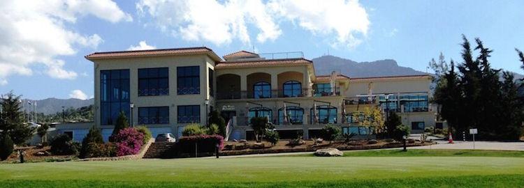 Golfresa Cypern Kyrenia Väder Easton Golf