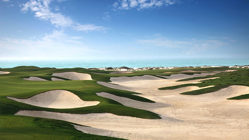 Saadiyat Beach Golf Course