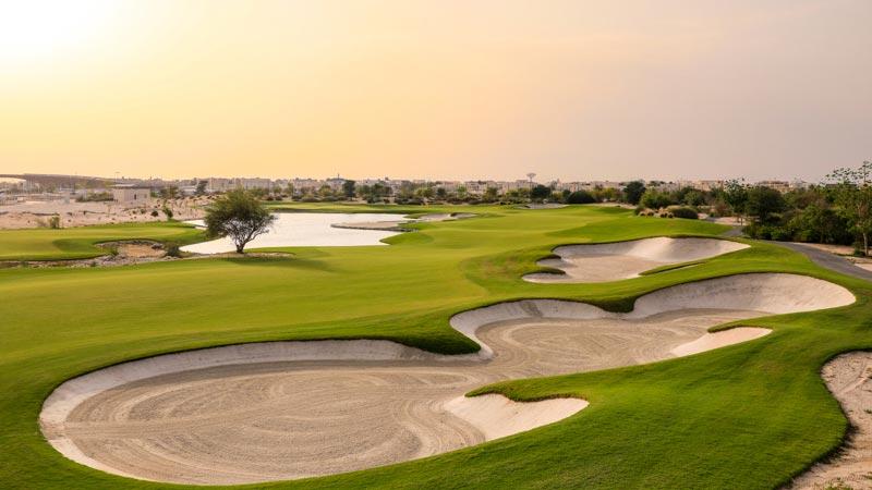 Education City Golf Club