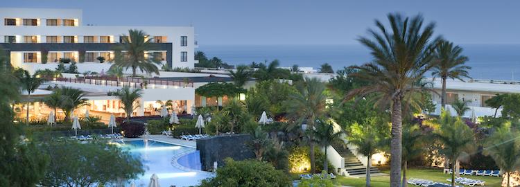 Nyhet! Semestra på Kanarieön Lanzarote i november