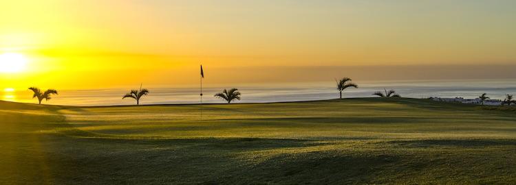 Novembergolf på solsäkra Lanzarote!